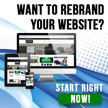 Rebrand Your Website Start Right Now